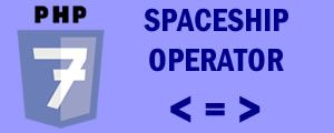 image for Spaceship operator